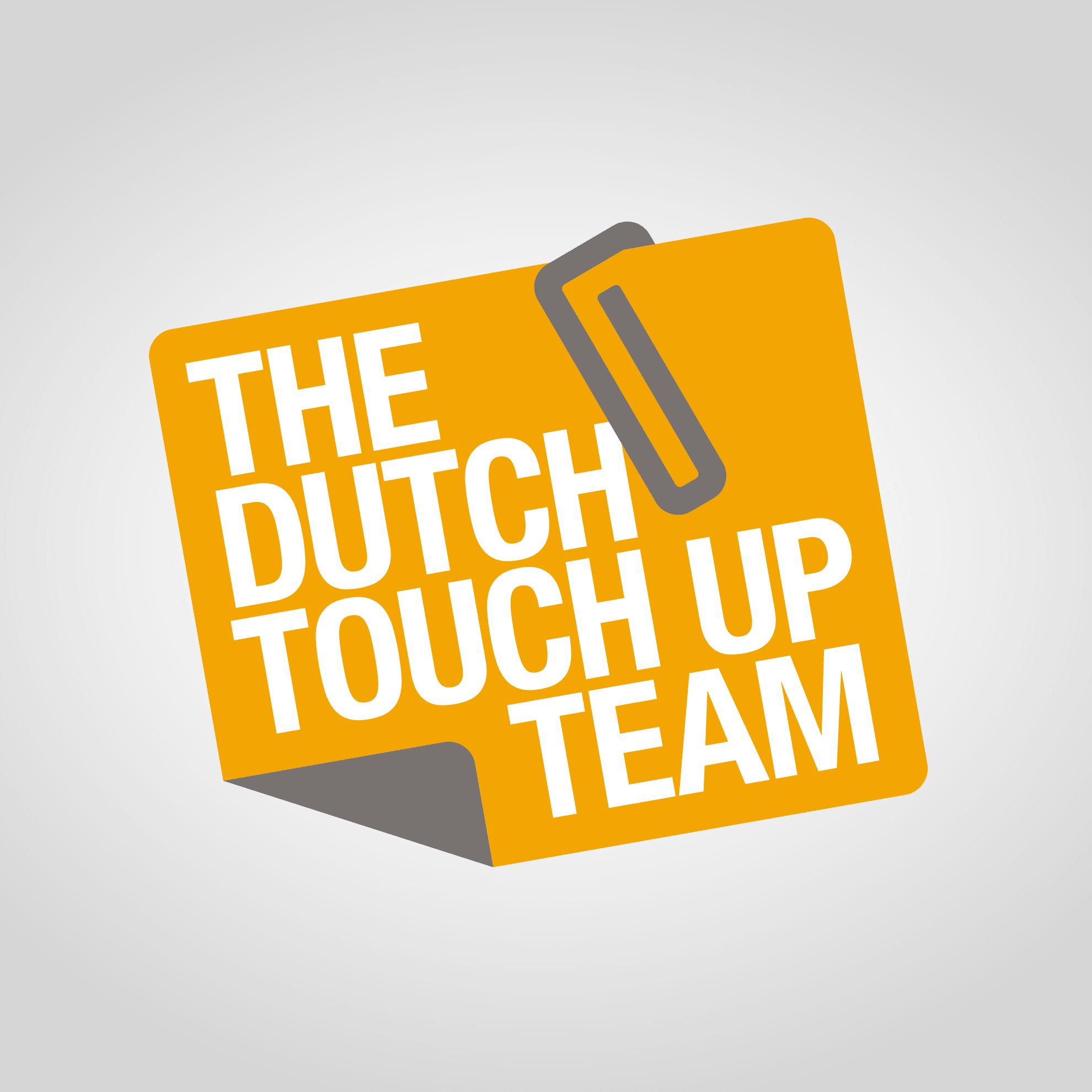 dutch touch up team | The Dutch touch up team logo