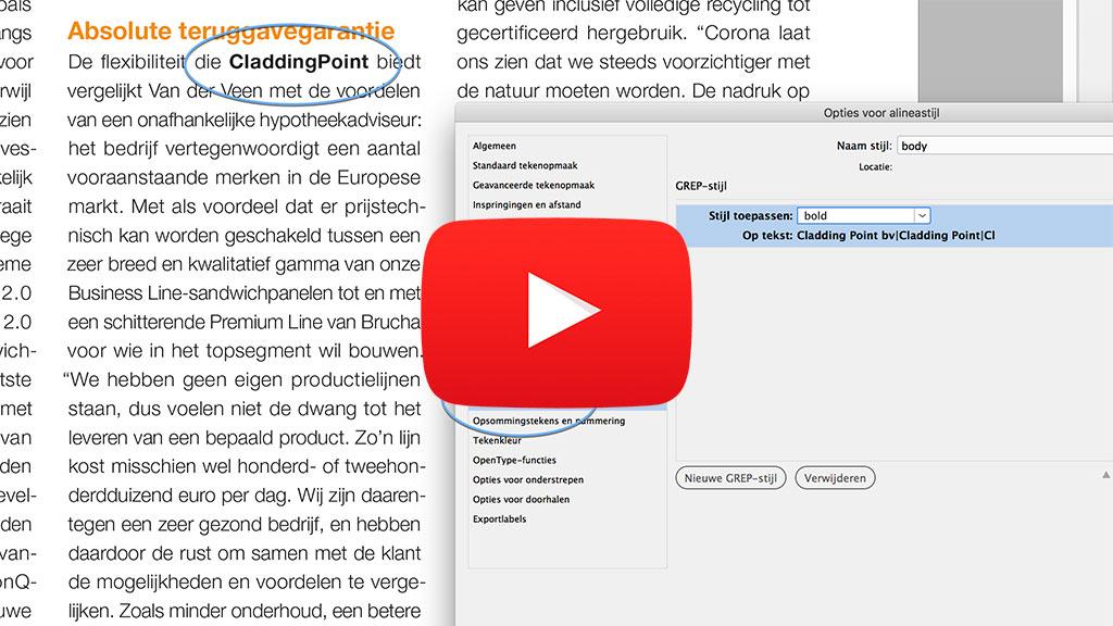 Je eerste GREP stijl video L | Je eerste GREP-stijl - zonder codes!