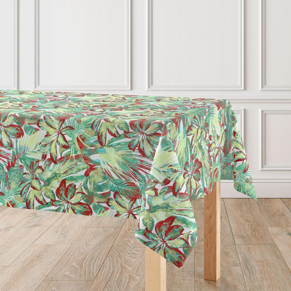 Tafelkleed mockup Jungle | Hoe Jan Sikkes razendsnel zijn tafels dekt